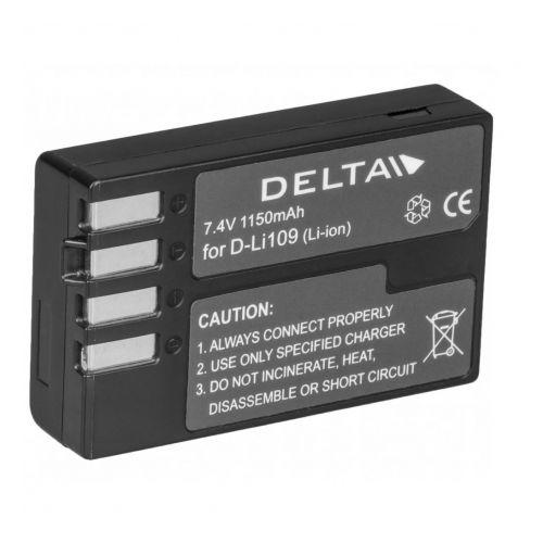 Delta Battery Pentax D-Li109