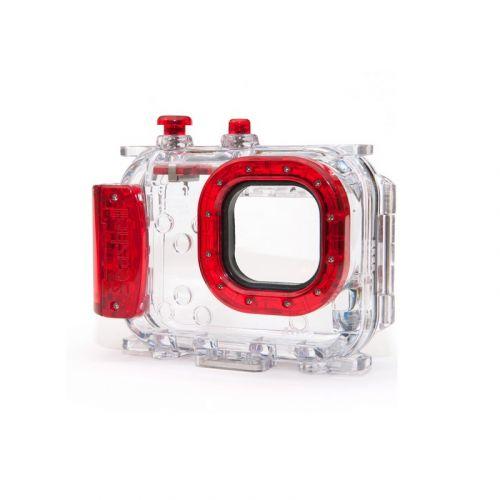 Seashell Underwater case SS-02 Red