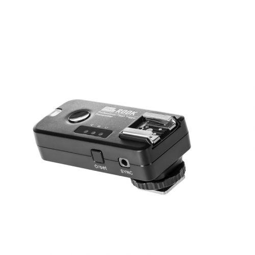 Pixel PF-508 Kit déclencheur de flash Rook pour Canon