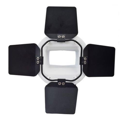 Quantuum Kit accessoire pour flash de studio TTL - coupe flux supplémentaire