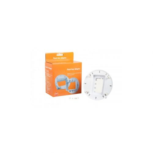 Quantuum Kit adaptateur speedring pour flash cobra TTL Nikon SB600, SB800 flashes 36x61 mm
