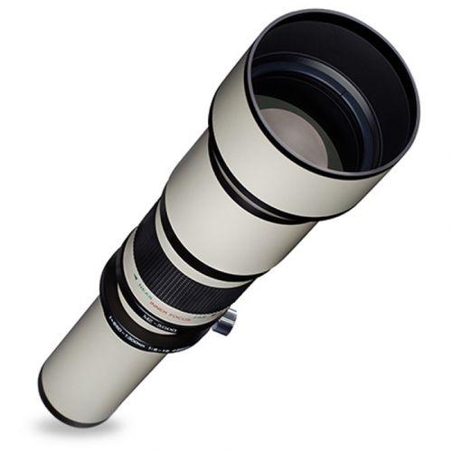 Samyang lens 650-1300 mm Zoom