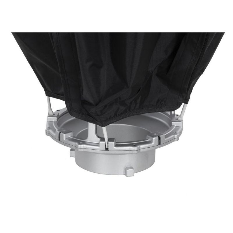 Quadralite Flex Octa Boîte à lumière (pliage rapide) 120 cm