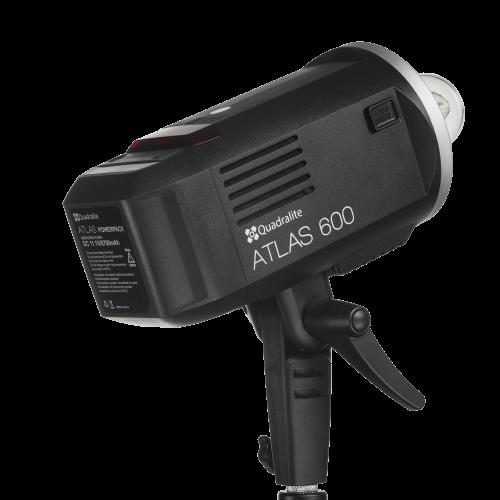 Quadralite Atlas 600 flash