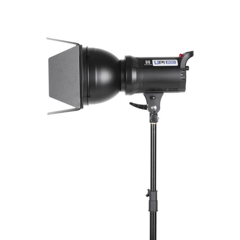 Quadralite Up! 700 kit 2x 200ws et 1x300ws flash de studio