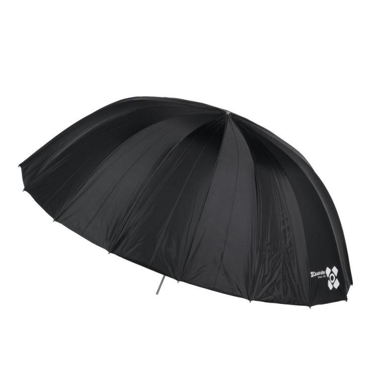 Quadralite Space 150 cm Parapluie photo parabolique réflecteur blanc