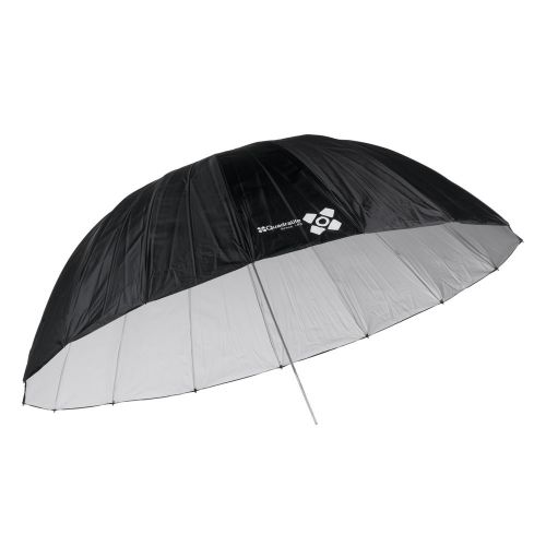 Quadralite Space 185 Parapluie photo parabolique réflecteur blanc