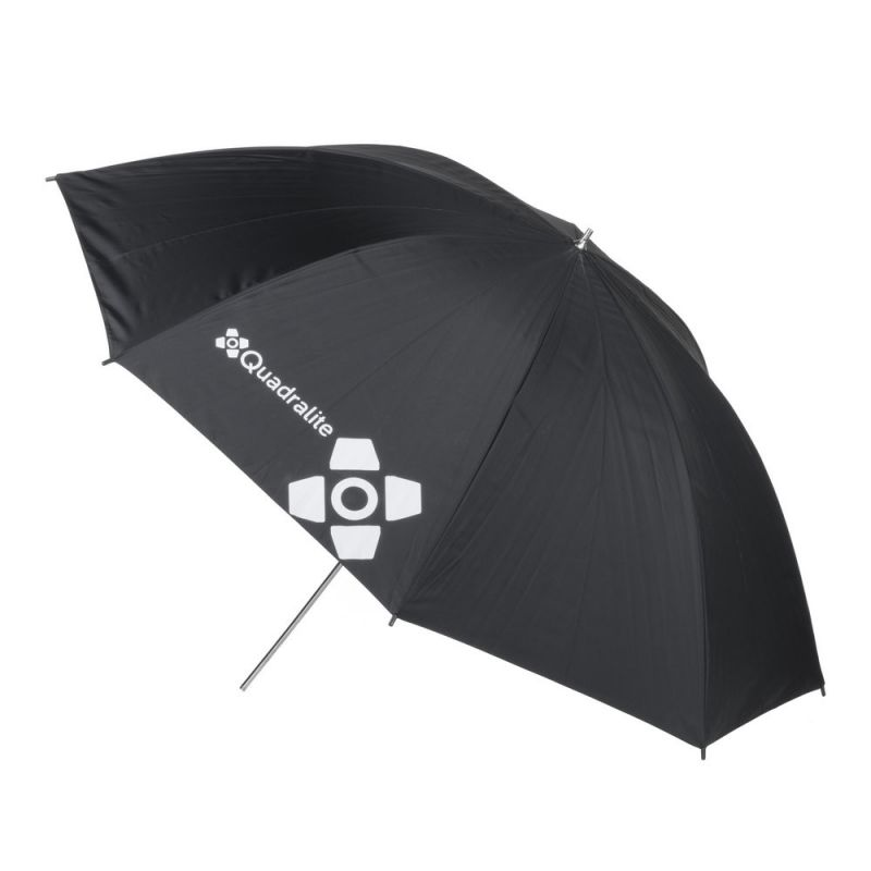 Quadralite Parapluie diffuseur photo blanc 91cm