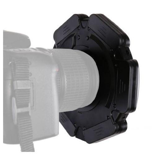 StudioKing Macro Flash annulaire LED à intensité variable RL-160