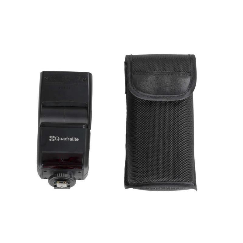Quadralite Stroboss 36 TTL Flash cobra HSS pour Fujifilm X