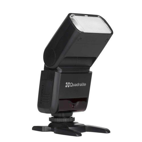 Quadralite Stroboss 36 TTL Flash pour Olympus/Panasonic Micro 4/3