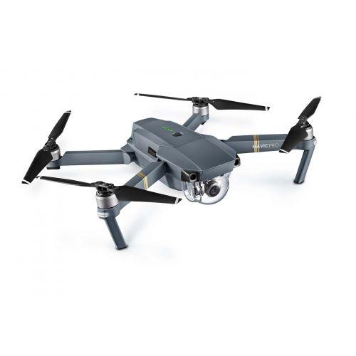DJI Mavic Pro 4K drone pliable + télécommande radio