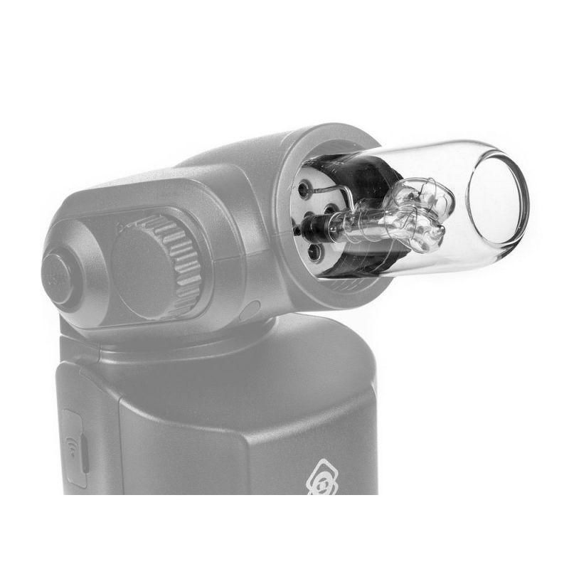 Quadralite Reporter 180 Tube flash pour flash torche AD180