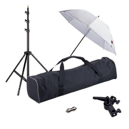 Linkstar Kit strobist avec parapluie UK-84T