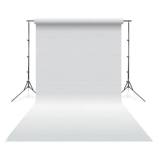Linkstar fond de studio papier 01 Arctic blanc 2,75 x 11 m