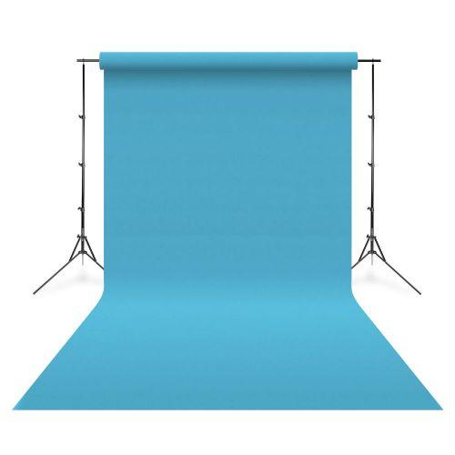Falcon Eyes fond de studio papier 75 Sky bleu 2,75 x 11 m