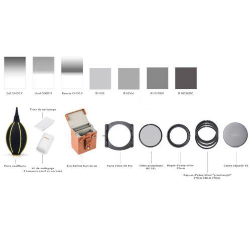 Nisi Kit filtres Professionnel 100 mm