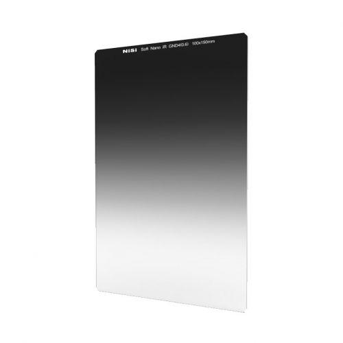 Nisi Filtre Nano IR GND16 dégradé à densité neutre Soft 100 x 150 mm