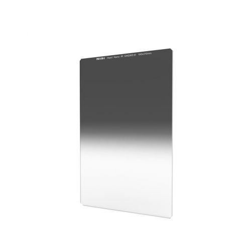 Nisi Filtre Nano IR GND4 dégradé à densité neutre Hard 100 x 150 mm