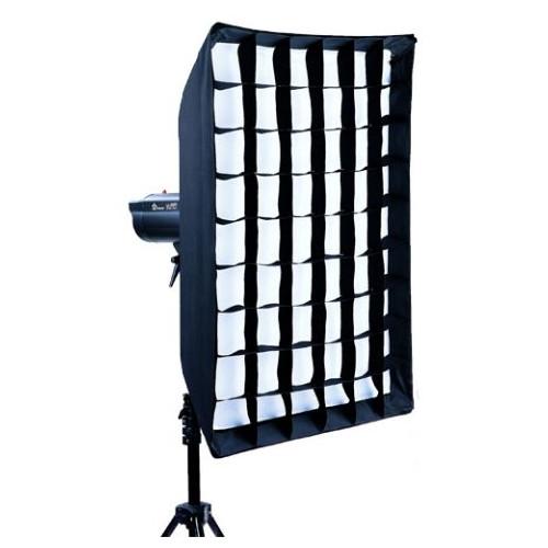 Linkstar Softbox 90x120 cm + Honeycomb Grid LQA-SB90120HC
