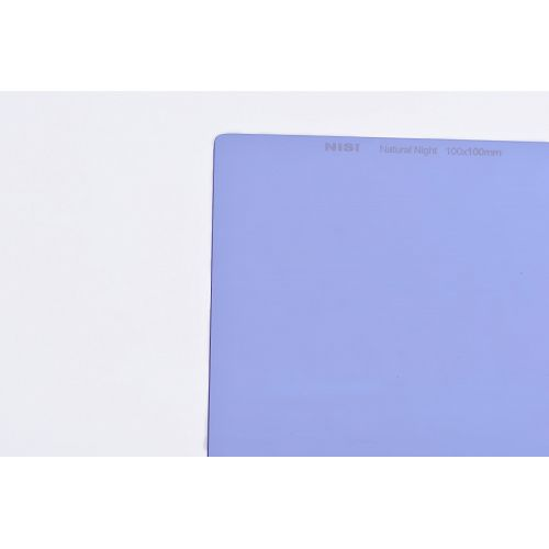 Nisi Filtre Natural Night pour supprimer la pollution lumineuse 100 x 100 mm