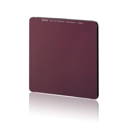 Nisi Filtre Nano IR ND1000 à densité neutre 150 x 150 mm