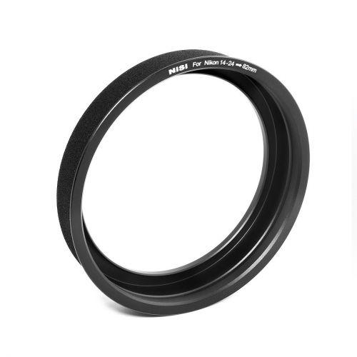 Nisi Bague d'adaptation 82 mm pour 150 mm Porte filtre Nikon 14 -24 mm