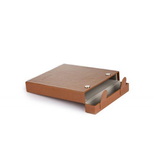 Nisi Etui en simili cuir pour 180 mm filtres carrés