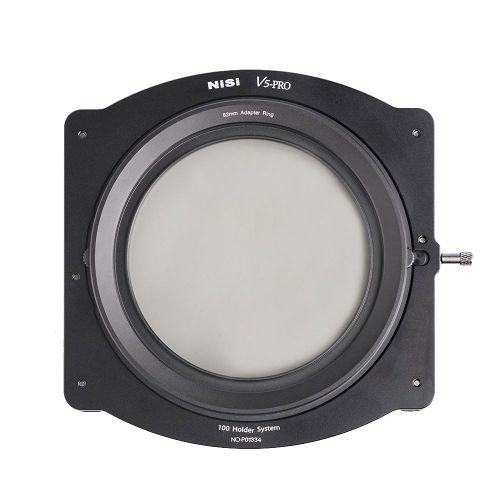 NiSi Kit Porte-filtres Système 100 mm V5 Pro + CPL NC Landscape