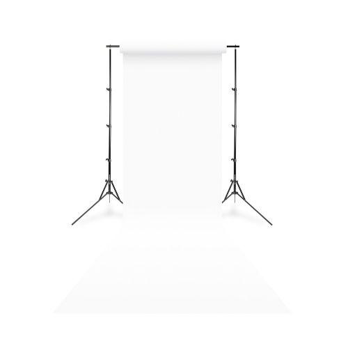 Savage widetone fond de studio papier 1 1,35 x 11m Super blanc