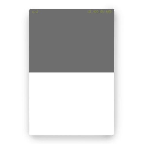 Lee Filters Filtre à densité neutre dégradé 0.45 GND Very Hard 100 mm