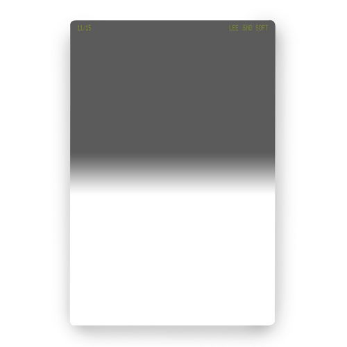 Lee Filters Filtre à densité neutre dégradé 0.6 GND Soft 100 mm