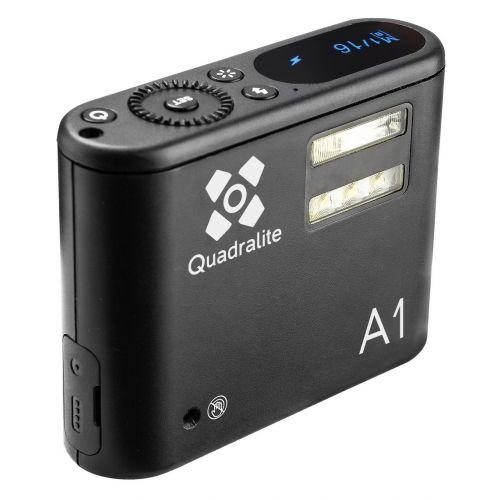 Quadralite A1 flash/déclencheur de flash sans fil pour smartphone 8ws