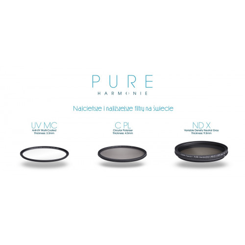 Cokin Harmonie filtre UV 40,5mm CH235B-405A
