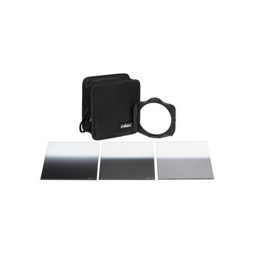 Cokin XL 3 filtre GND avec Porte-filtre kit (121L, 121M, 121S)
