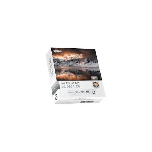 Cokin kit de 3 filtres GND avec Porte-filtre X-Pro (121L, 121M, 121S) système 130 mm