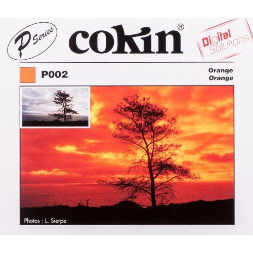 Cokin filtre Orange P002 84 mm