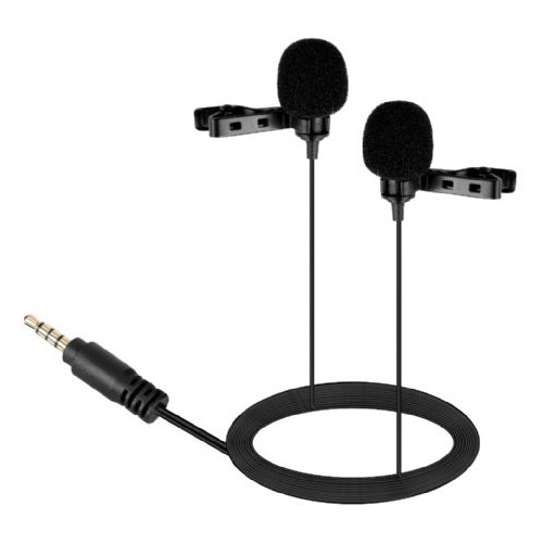 Boya Dual Pro Lavalier Microphone BY-LM400 for Smartphone