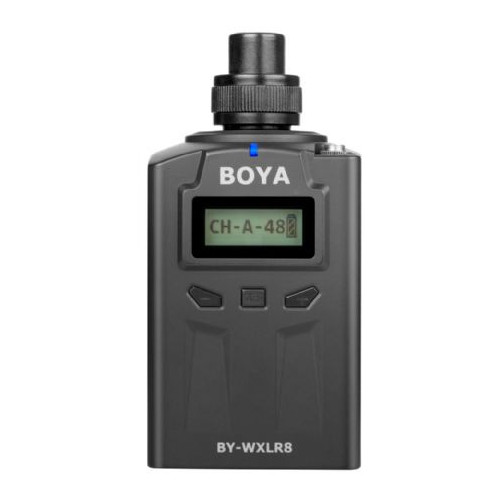 Boya Wireless XLR Transmitter BY-WXLR8 for BY-WM6 and BY-WM8