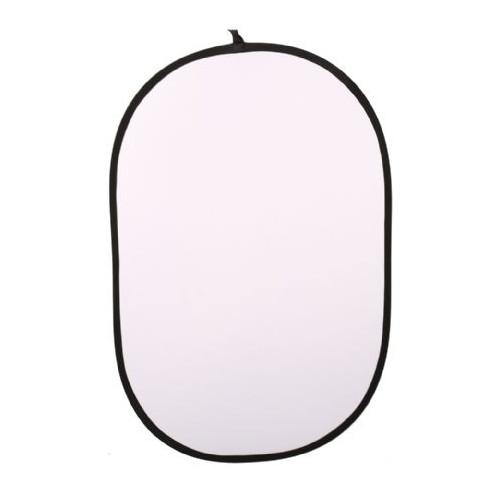 Linkstar Réflecteur 2 en 1 R-100150SW argent/blanc 100x150 cm