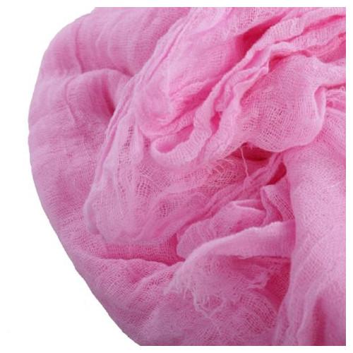 Click props - tissu pour nouveau né - Rouge/rose RPC