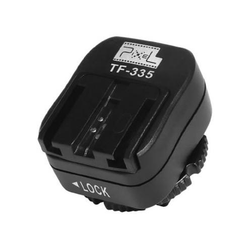 Pixel TTL Adaptateur de sabot TF-335 pour Sony Mi vers Sony