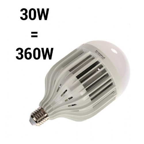 StudioKing Ampoule LED Daylight 30W E27 LED30
