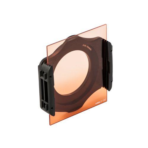 Cokin kit porte-filtres 84 mm +bague +filtre coucher de soleil H523-58 DSLR FH-197-58-Olympus