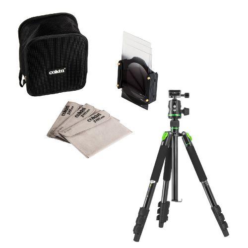 Pack Trépied + rotule Genesis ABT + kit Cokin Z (pour 16 mm UGA)