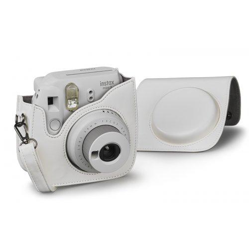 Cullmann Rio Fit 100 Etui de protection pour INSTAX 8 et 9 - Blanc