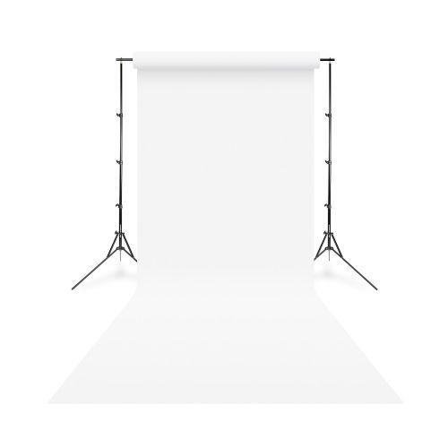Savage Widetone Fond de studio papier Super blanc 2,18 cm x 11 m