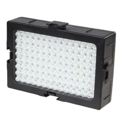 Falcon Eyes Kit 7W panneau LED DV-112LTV alimentation avec piles (non-incluses)