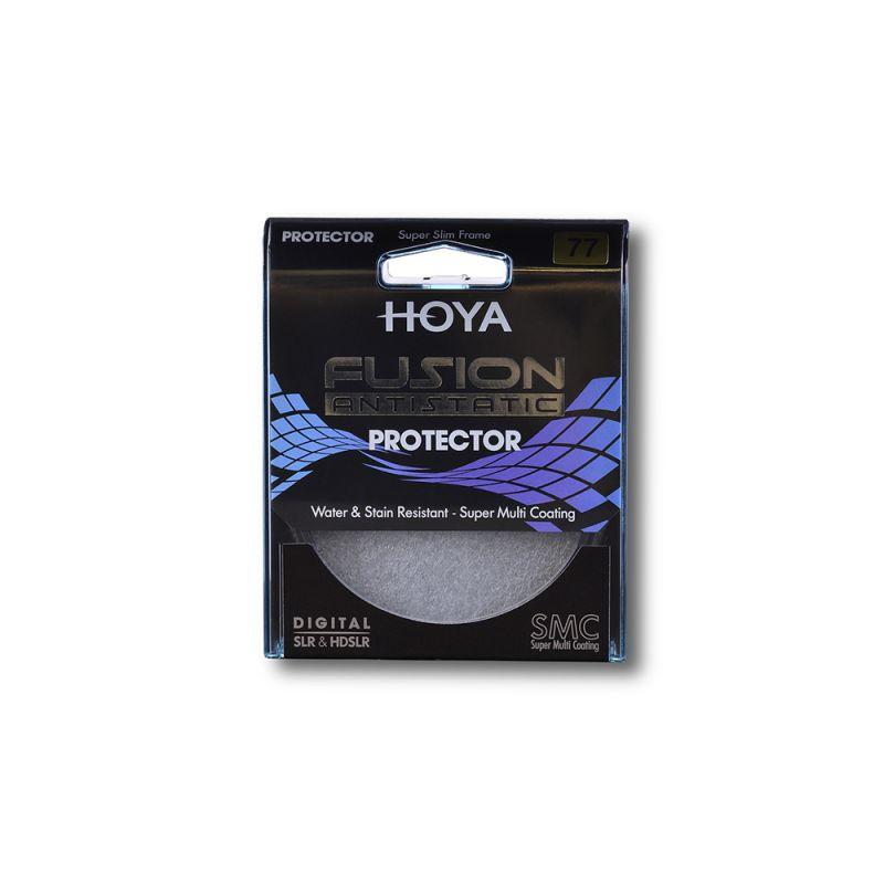 Hoya filtre protector Fusion antistatic 77 mm
