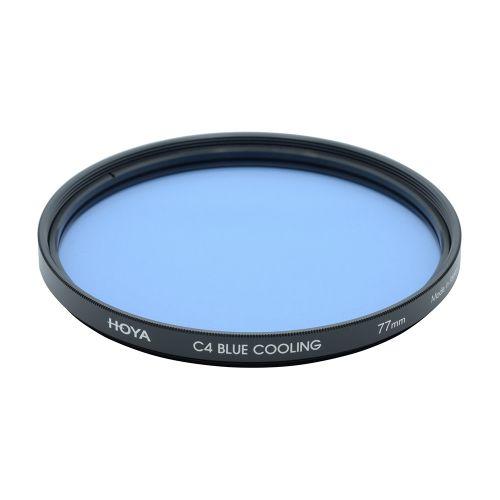 Hoya filtre bleu cooling C4 58 mm